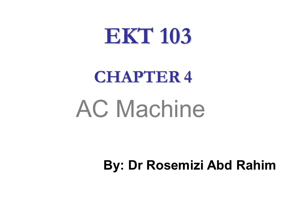 By Dr Rosemizi Abd Rahim