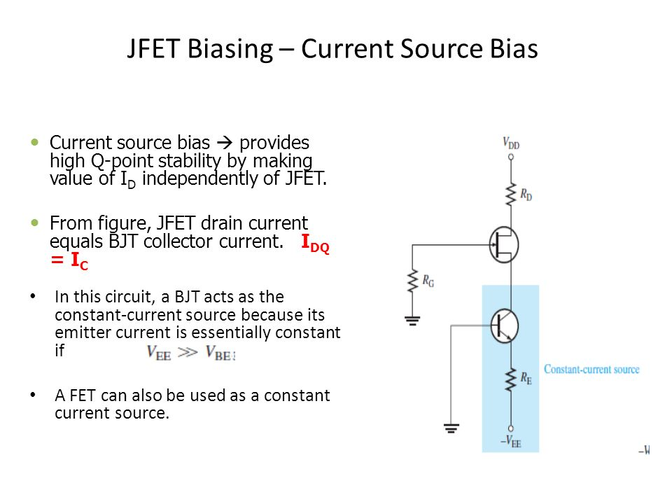 an analysis of the jfet characteristics Characterize the behavior of the junction field-effect transistor (jfet) 2) develop  the large  output characteristics of the p -channel jfet channel not yet.