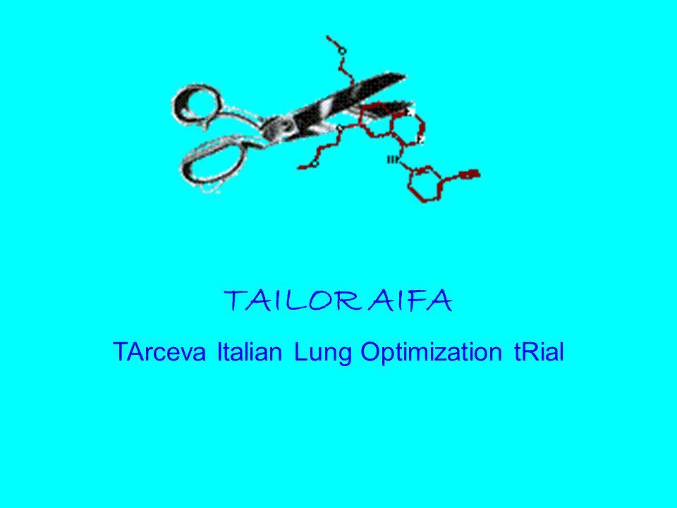TArceva Italian Lung Optimization tRial