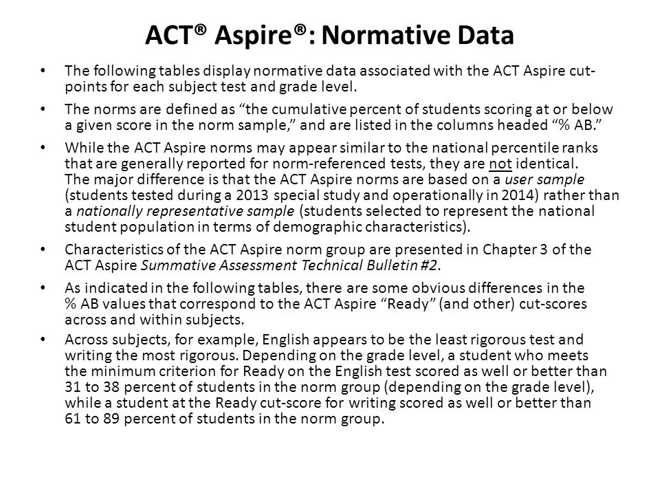 Descriptive vs Normative Statements Essay