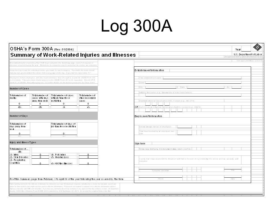 Log 300A