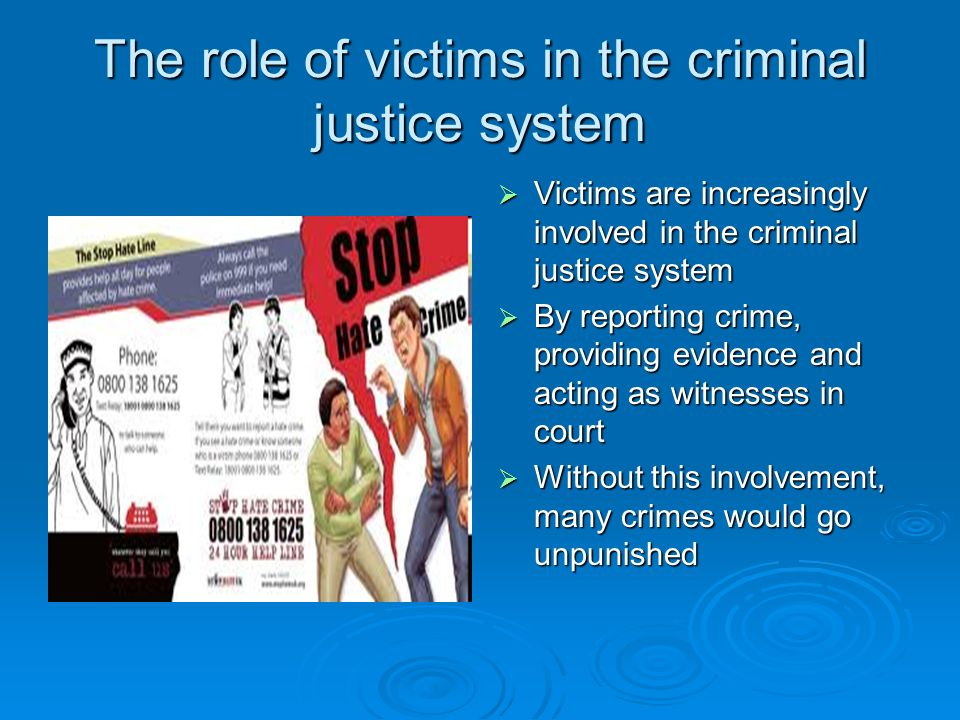 "criminal justice and the role of The politics of criminal justice politics is the process by which resources are distributed or allocated as a famous political scientist once remarked, ""politics is who gets what, when, and how "" political considerations are a necessary but sometimes problematic part of criminal justice."