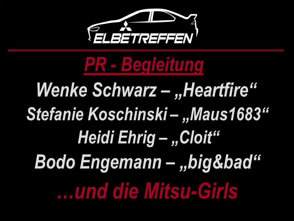 """…und die Mitsu-Girls PR - Begleitung Wenke Schwarz – """"Heartfire"""