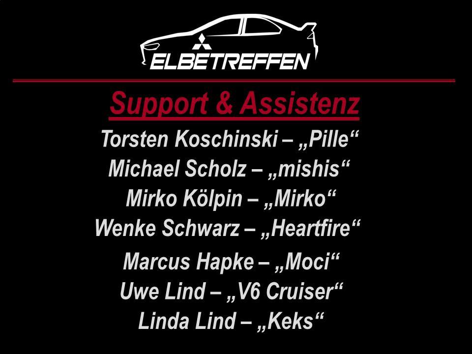 """Support & Assistenz Torsten Koschinski – """"Pille"""
