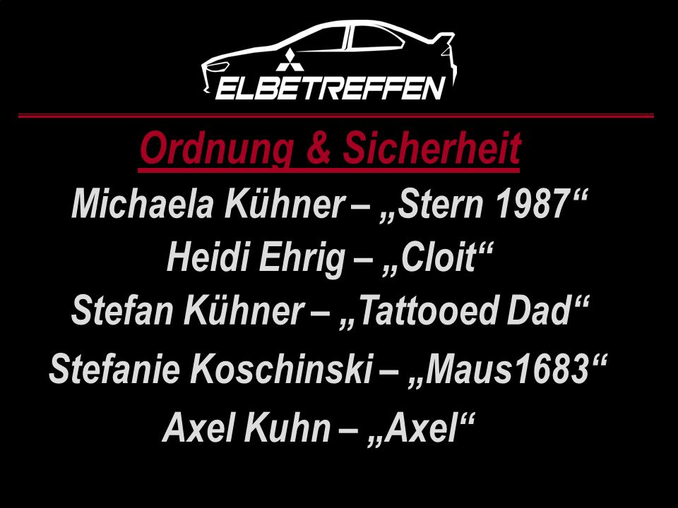 """Ordnung & Sicherheit Michaela Kühner – """"Stern 1987"""