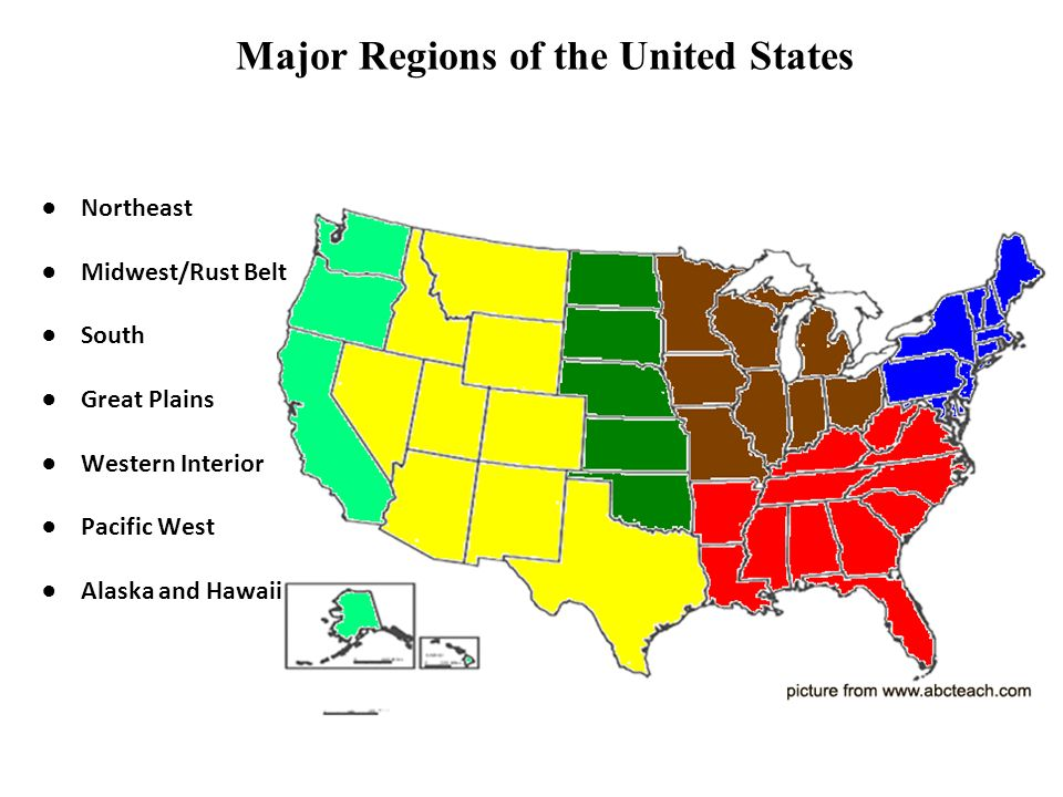 regions midwestern united states and industrial What region of the united states is your state located  you can assign kansas as a midwestern state and a central  a list of the regions of the united states.