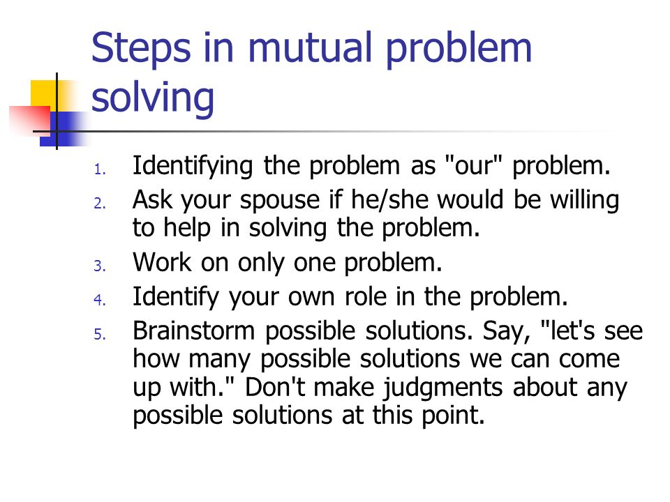 problem solving in the work place Most employees will come up against challenges that require an element of creativity in finding a solution.
