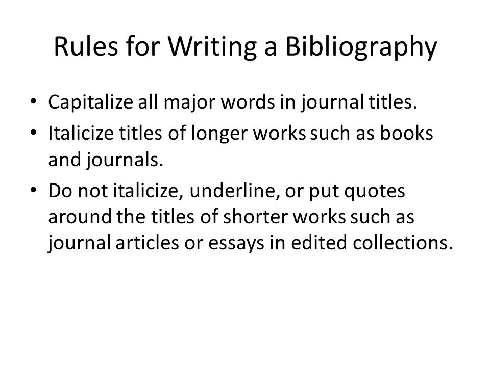 """rules for titles of books in essays Do the following in papers written for bc philosophy courses:  article titles, titles  of book subdivisions, short poems, song titles, """"scare quotes,""""."""
