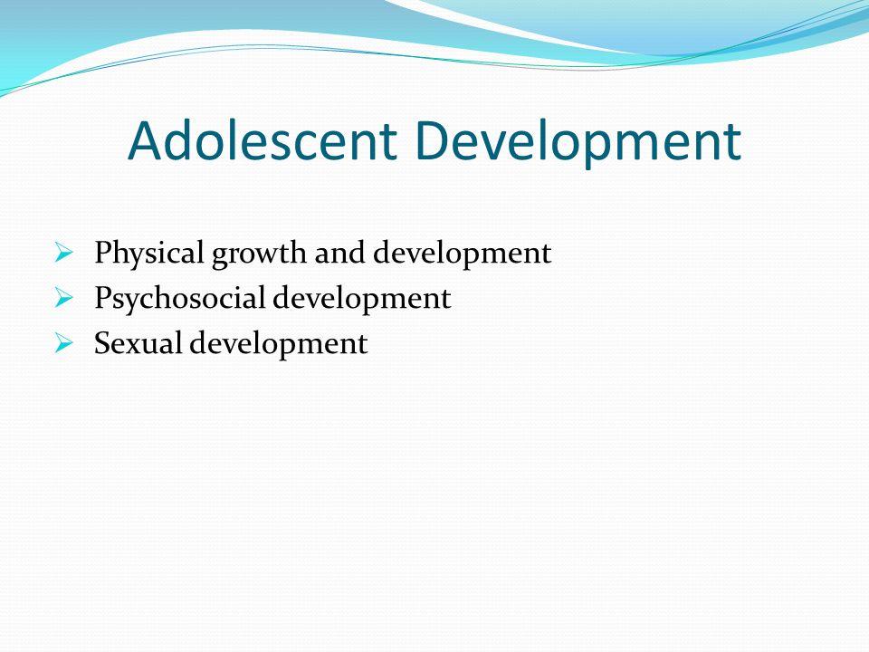 Rating Teen Development Videos 97
