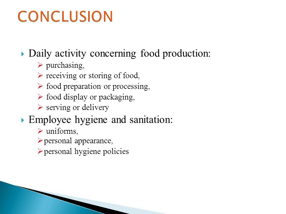 Hygiene Presentation Group Ppt Video Online Download