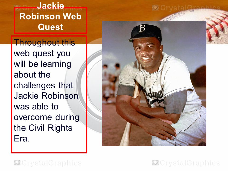 jackie robinson essay conclusion Jackie robinson free essays, term papers and book reports thousands of papers to select from all free.