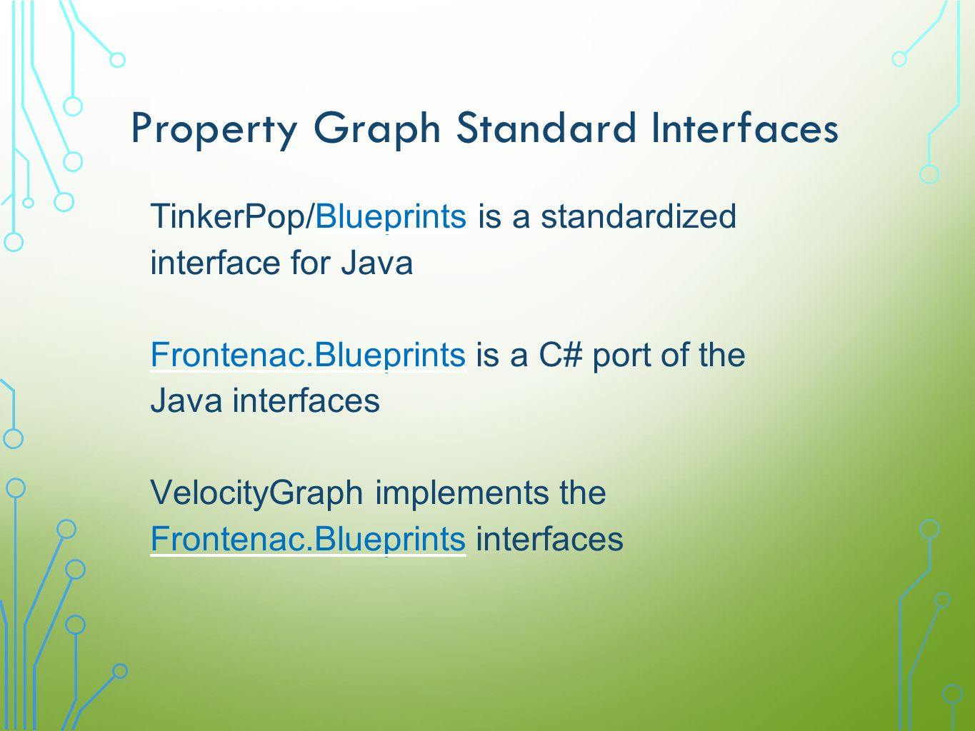 Ditch sql use c to store c objects in velocitydb property graph standard interfaces malvernweather Gallery