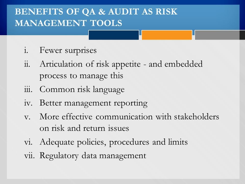 """the benefits and risks of ethics auditing Avoid """"clever"""" practices intended to take undue advantage of others or the  system  is transparency within the un, such as examination conducted by  internal auditors  some of the common ethical risks in the procurement process  include."""
