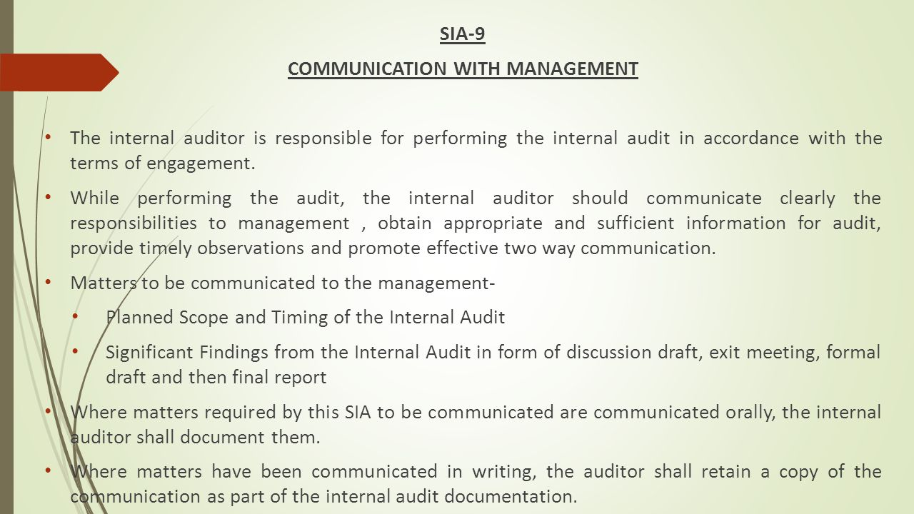 audit finding report sample chief internal auditor