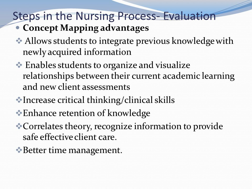 critical evaluation of a nursing care Nursing section osteopathic connections archives billing basics: billing for critical care for determining if critical care (as opposed to evaluation.