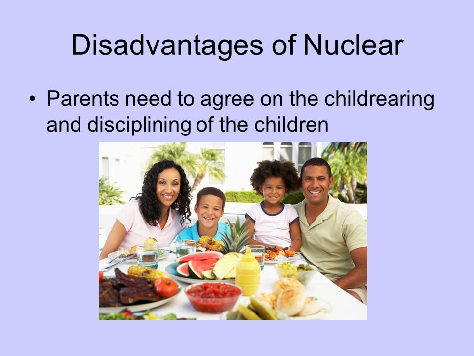 Disadvantages of Nuclear