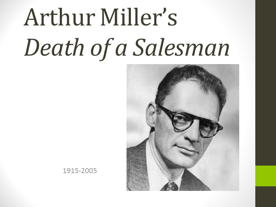 essay on fences and death of a salesman For this essay i chose to link together the plays death of a salesman by arthur miller we will write a cheap essay sample on the fences of a salesman.