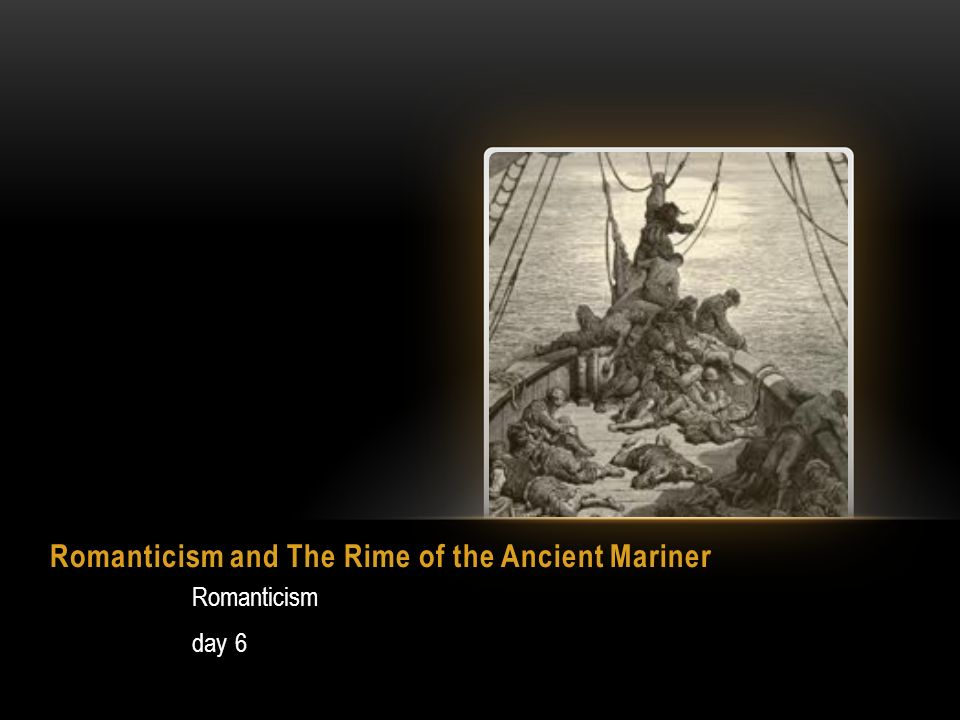 a literary analysis of the rime of the ancient mariner by colerigde Biography of samuel taylor coleridge and a  which opened with coleridge's rime of the ancient mariner and ended  thus enabling him to pursue his literary.