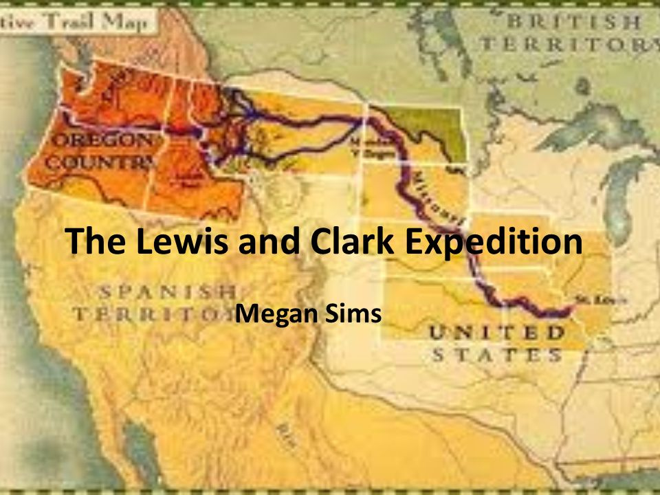 the expedition of lewis and clark The expedition, called the corps of discovery, covered nearly 8,000 miles over   throughout their voyage both lewis and clark kept meticulous journals that.