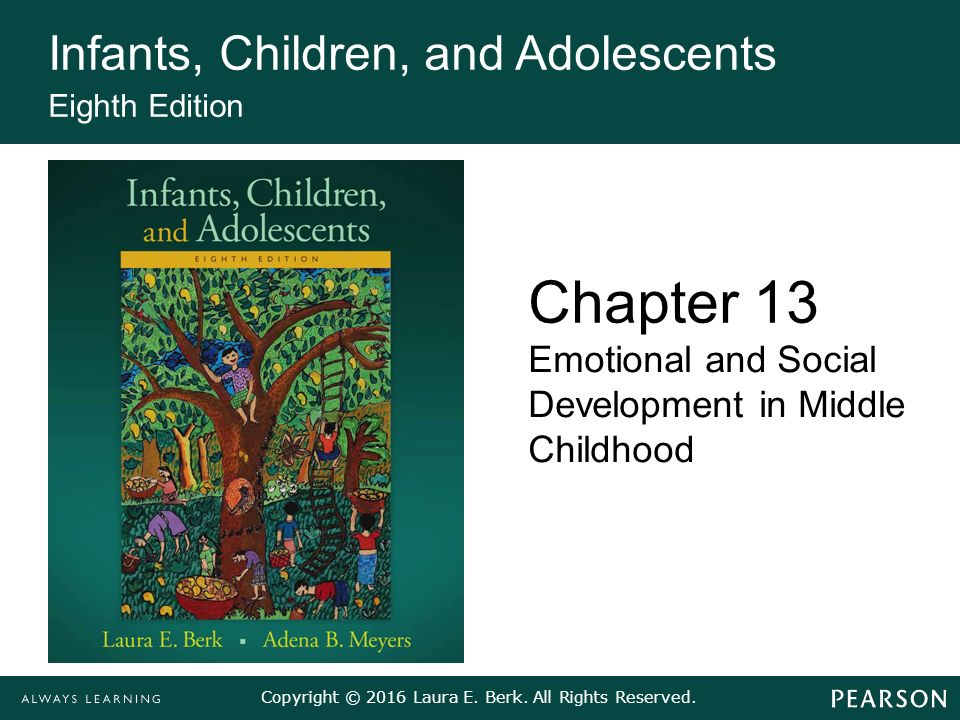 Nutrition in Middle Childhood and Adolescence