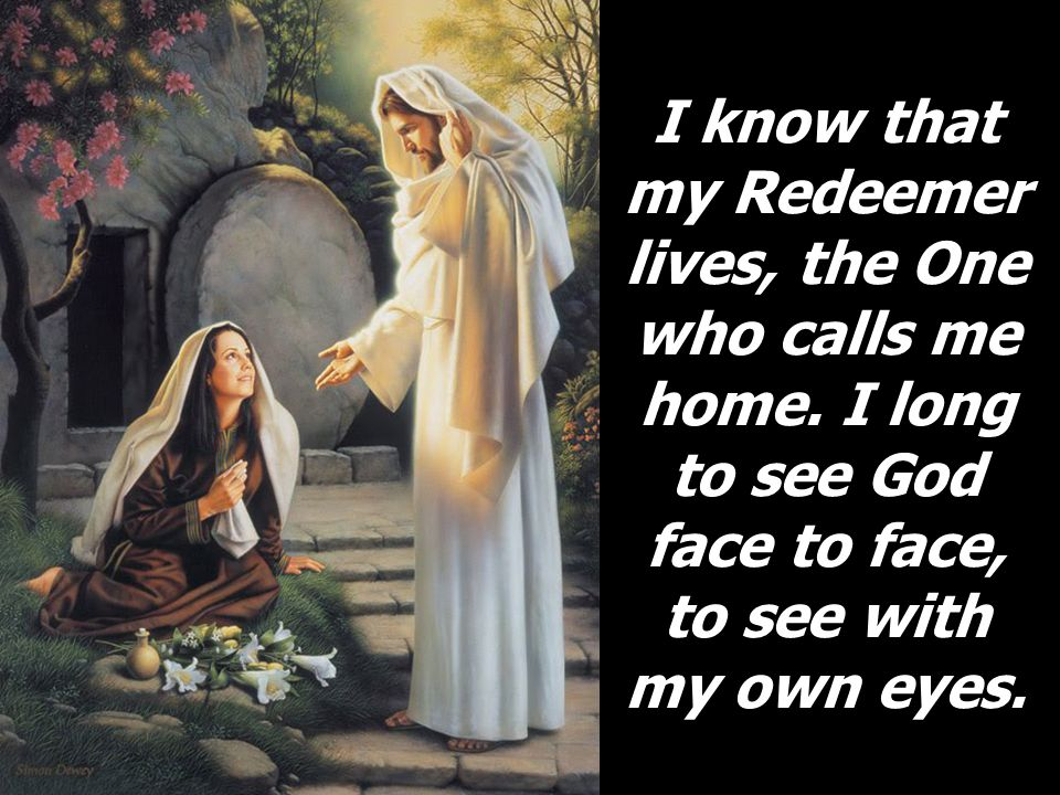 i know that my redeemer lives pdf