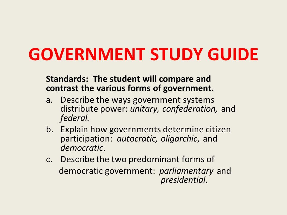 4 examine the ways in which government How government works in the uk, the prime minister leads the government with the support of the cabinet and ministers  read about ways to get involved.