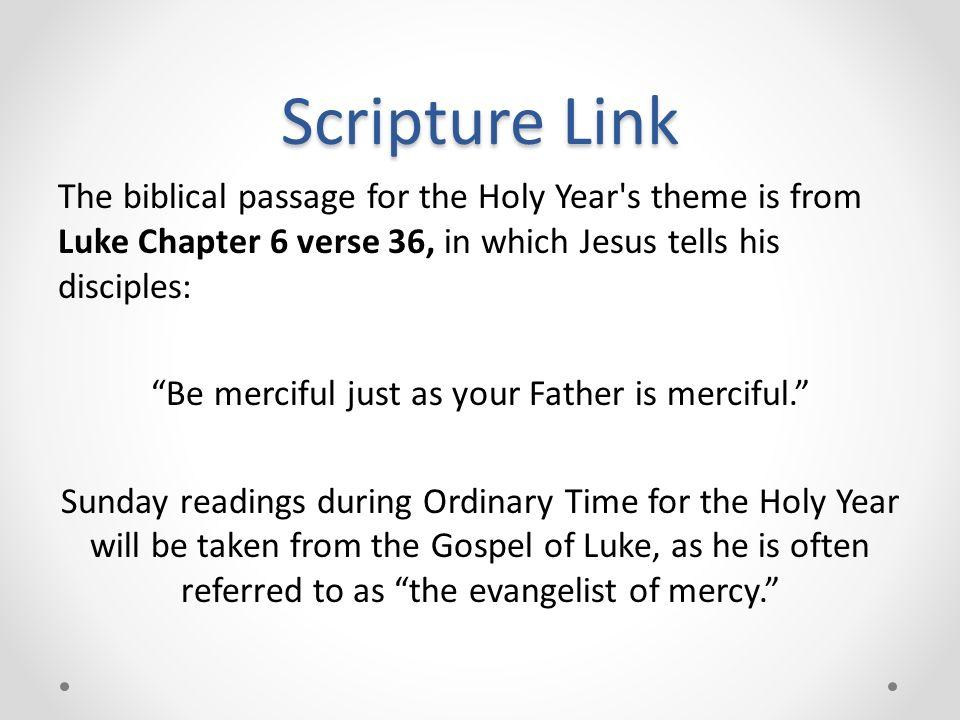 Scripture Link