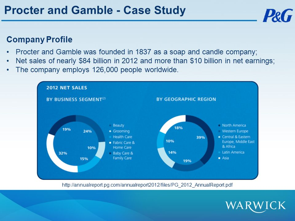 supply chain management model of procter and gamble Free essay: value chain analysis of procter and gamble case study value chain analysis describes the activities that take place in a business and relates.