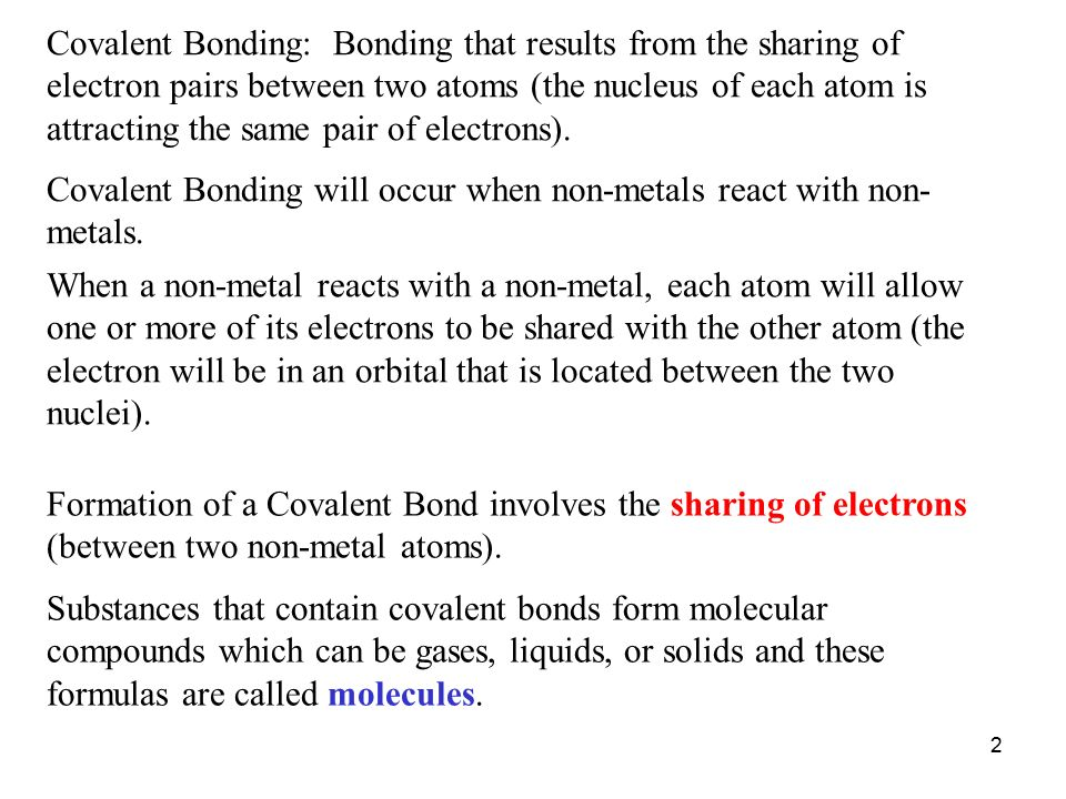 Ionic Bonding: Bonding that results from the electrical attraction ...