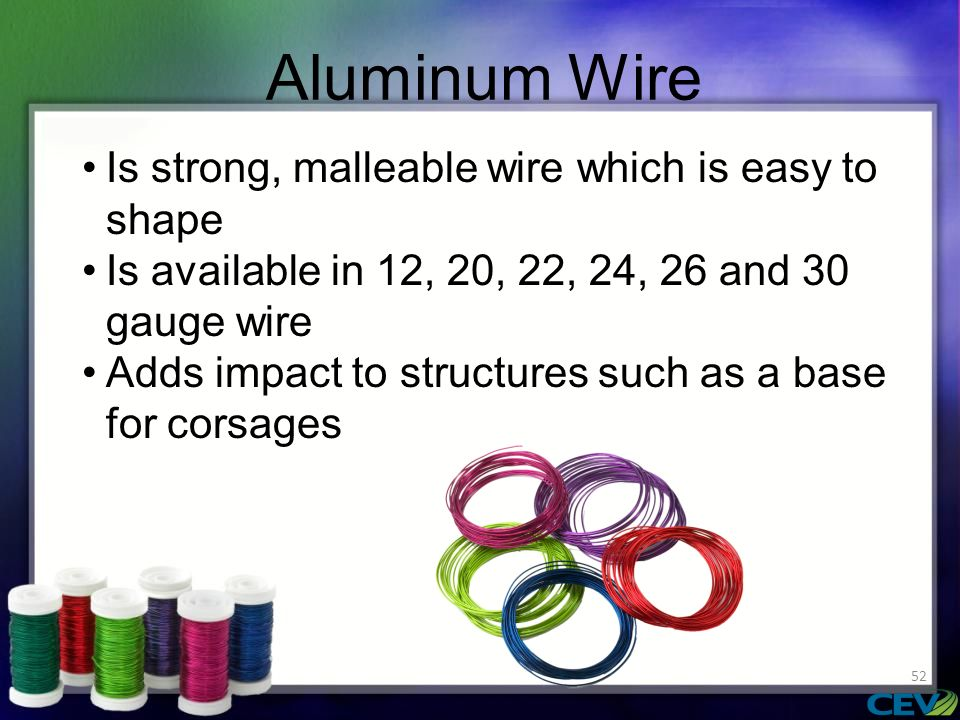 Objectives To identify floral design tools. - ppt video online download