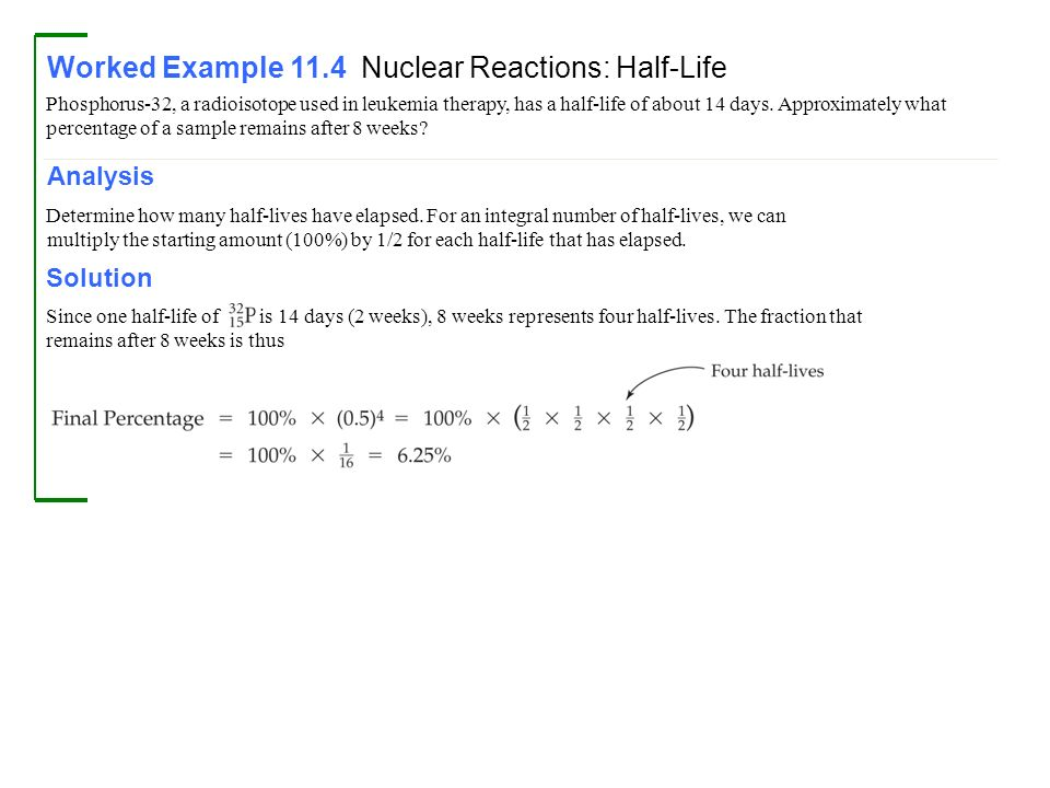 Chapter Eleven Chapter 11 Lecture Nuclear Chemistry - ppt download