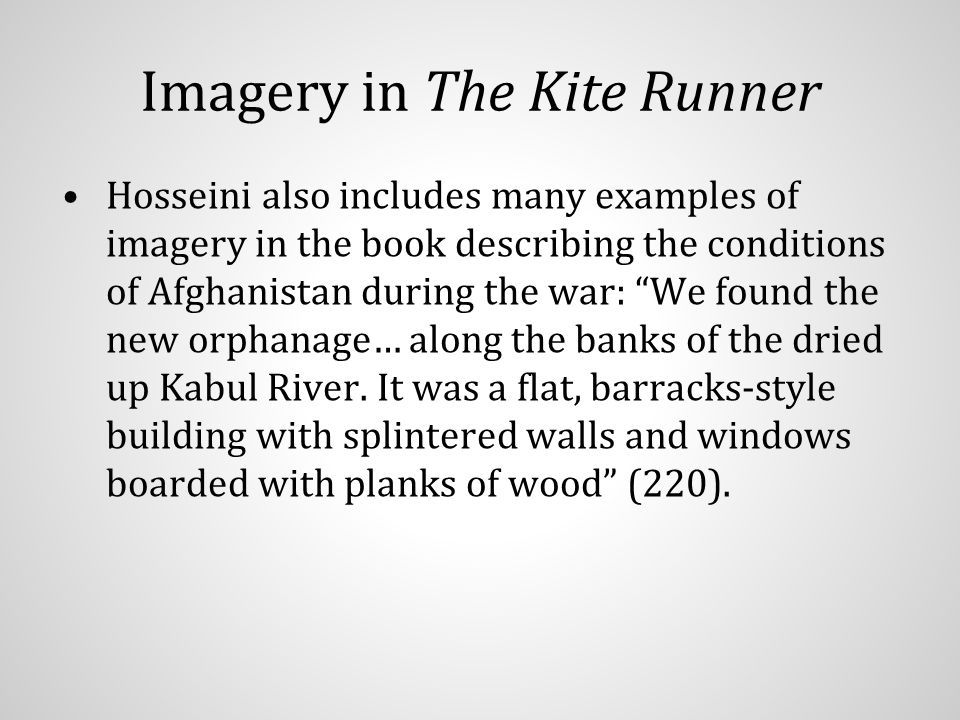 the kite runner and ldquo a poison tree rdquo comparisons of literary elements imagery in the kite runner