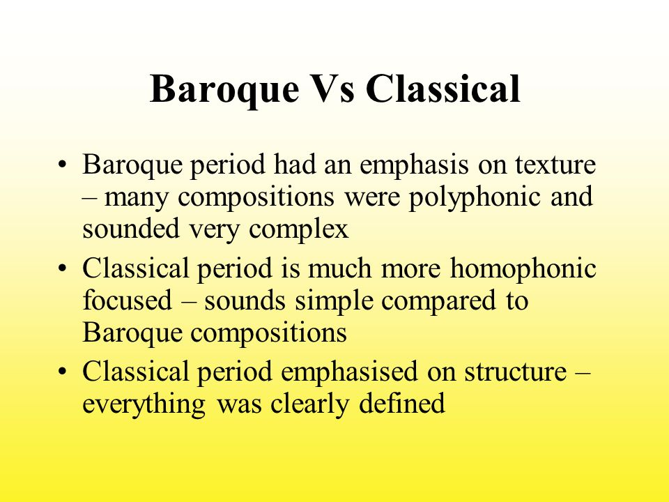 Baroque music simple definition for What is the baroque period