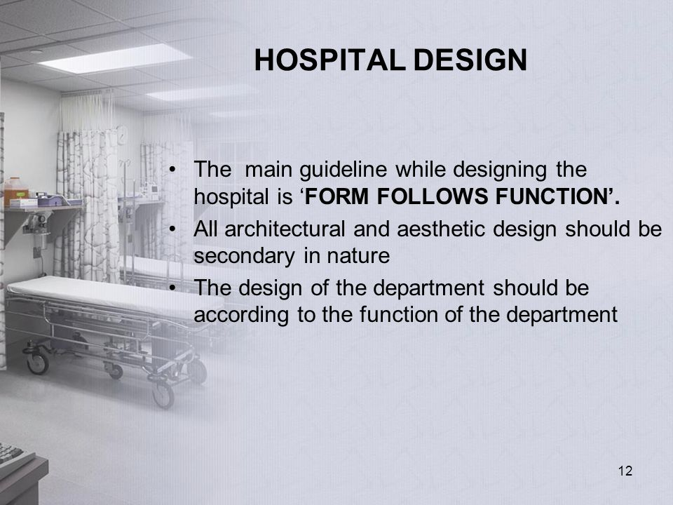 hospital planning designing Communicating and engaging the right stakeholders throughout is key in being  able to efficiently transition through the design, planning and delivery stages of a .