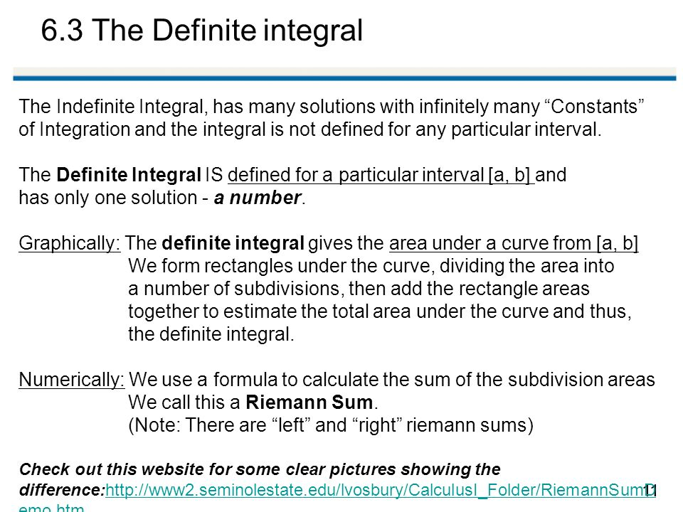 definite integral formulas - photo #27