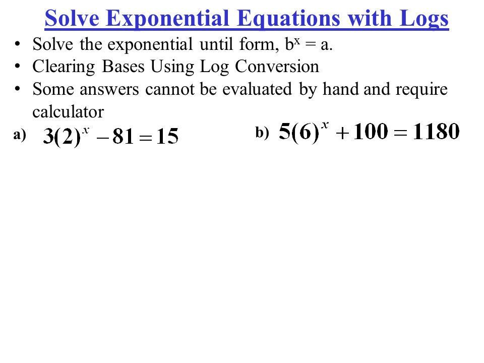 how to use log function on calculator