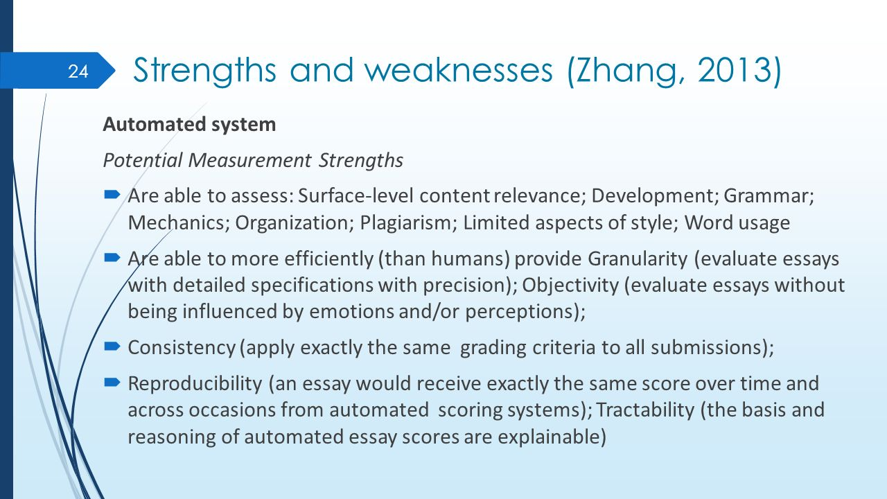How to accurately assess ones strengths and weaknesses