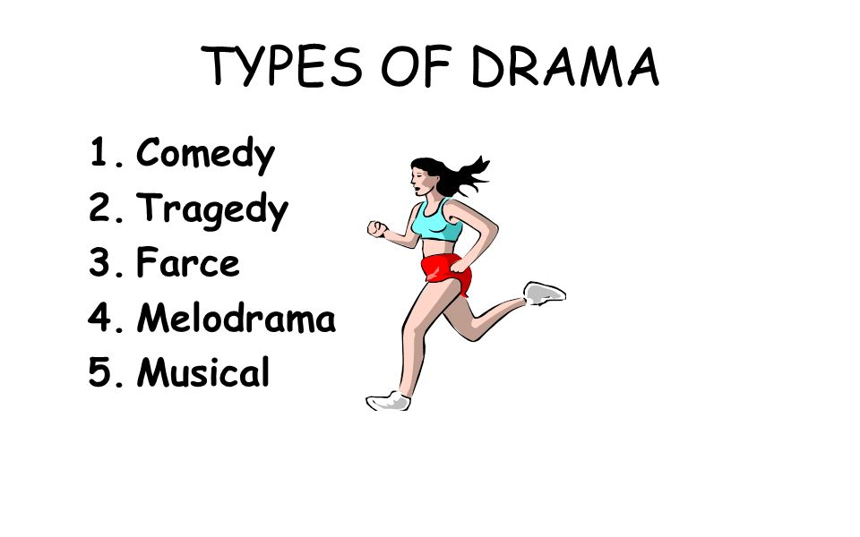 Drama ppt video online download for Farcical comedy plays