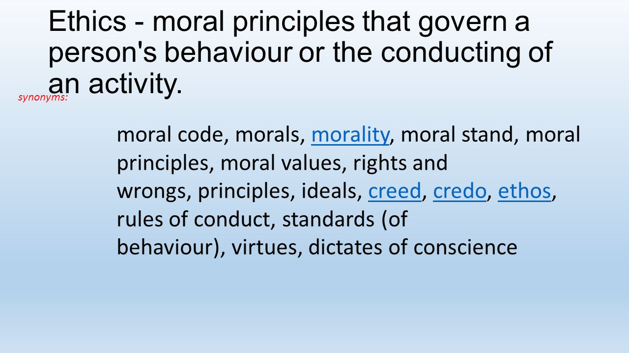 moral values synonym Synonyms for moral philosophy at synonymsnet with free online thesaurus, antonyms, definitions and translations.