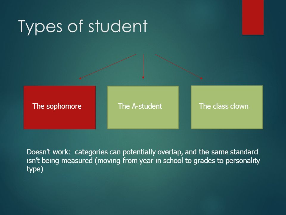 the classification and division essay ppt video online  4 types