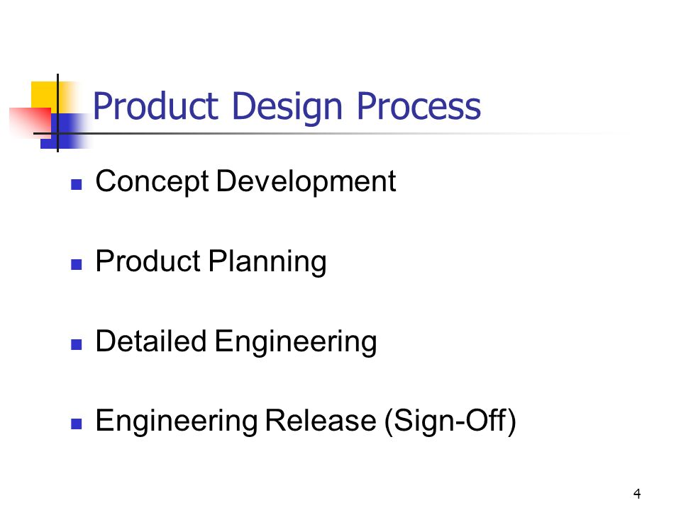 Product Design Amp Process Selection Ppt Video Online Download
