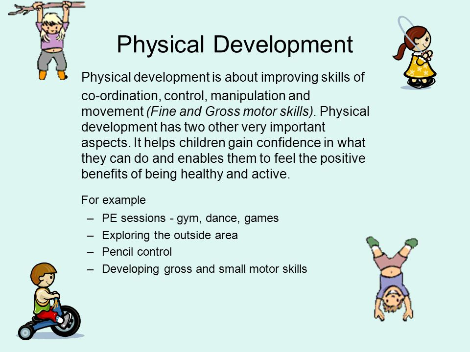 What is the foundation stage ppt video online download for Development of motor skills