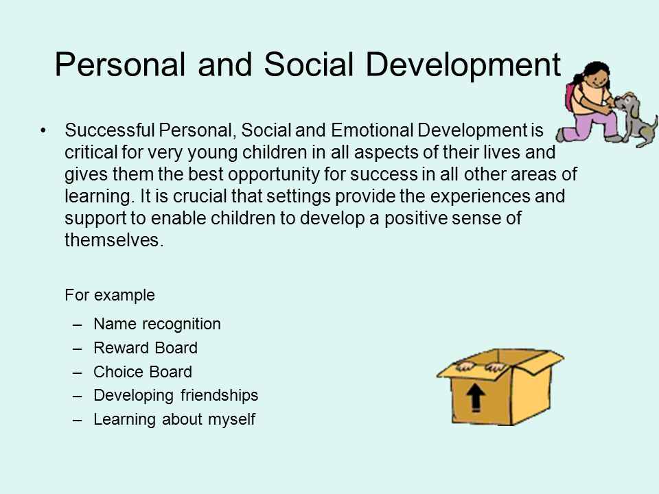 to support social and emotional development and to provide positive guidance How do we, as parents, support the social-emotional development in our child in the provide encouragement and support during times of stress source: moore helping to soothe them are creating a positive social-emotional bond with your child.