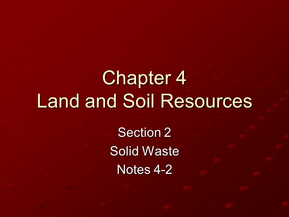Chapter 4 land and soil resources ppt video online download for Land and soil resources definition