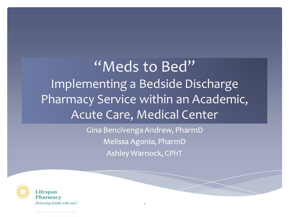 Gina Bencivenga Andrew Pharmd Ppt Video Online Download