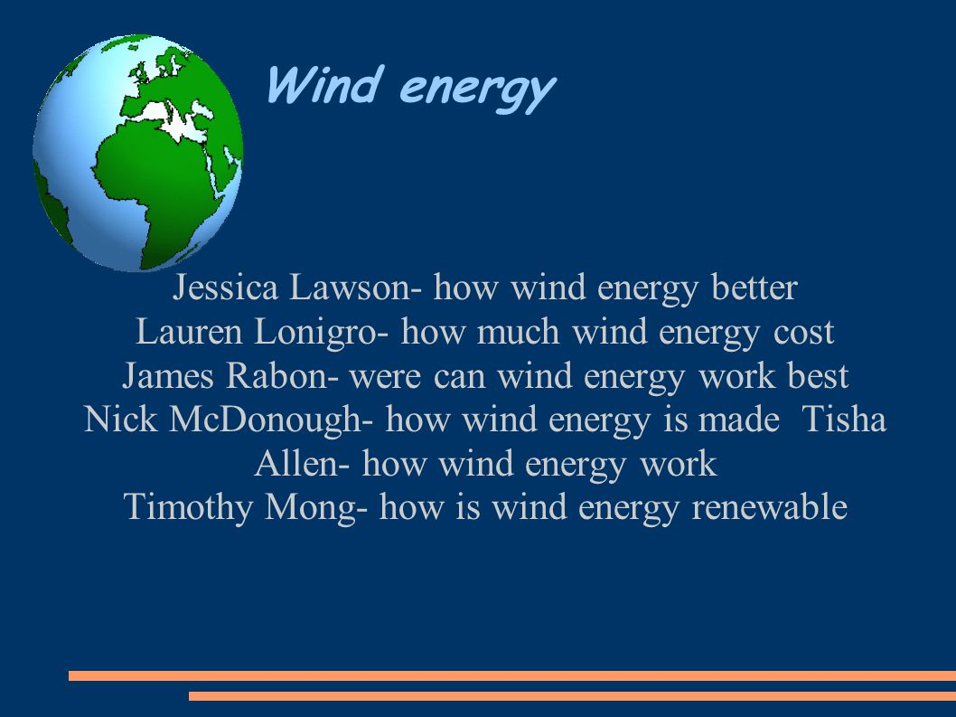 how wind energy works pdf