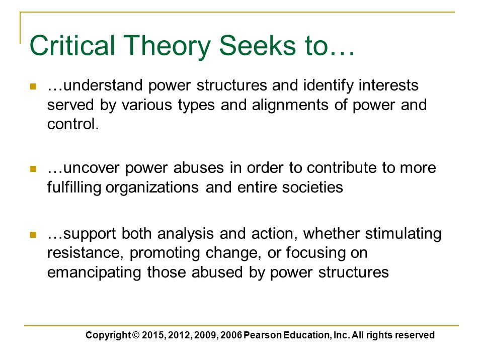 a critical analysis of the balance of power theory Although the main purpose of a critical analysis is not to persuade critical analysis, we say that good, critical analysis saves reshaping theory and.