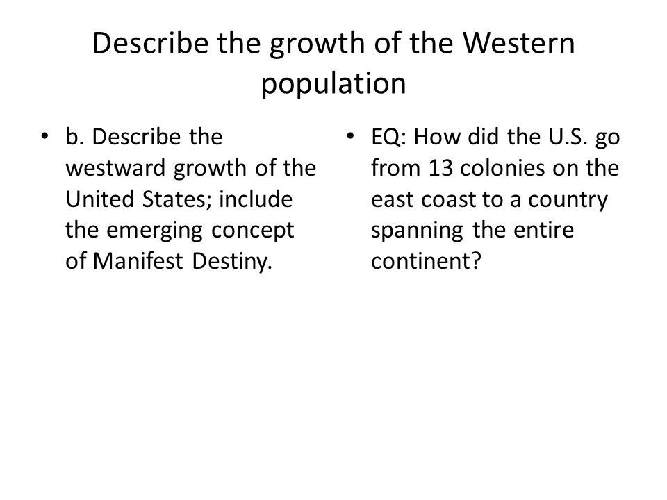 reform movements and the expansion of Start studying us history- unit 3 part 3- western expansion and reform movement learn vocabulary, terms, and more with flashcards, games, and other study tools.
