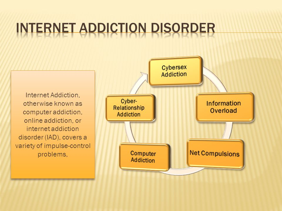 how to break internet addiction