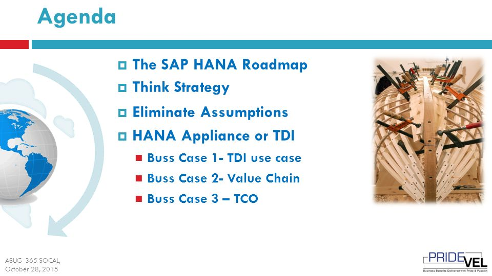 Sap Hana Appliance Vs Tdi 507 Real Time Challenges